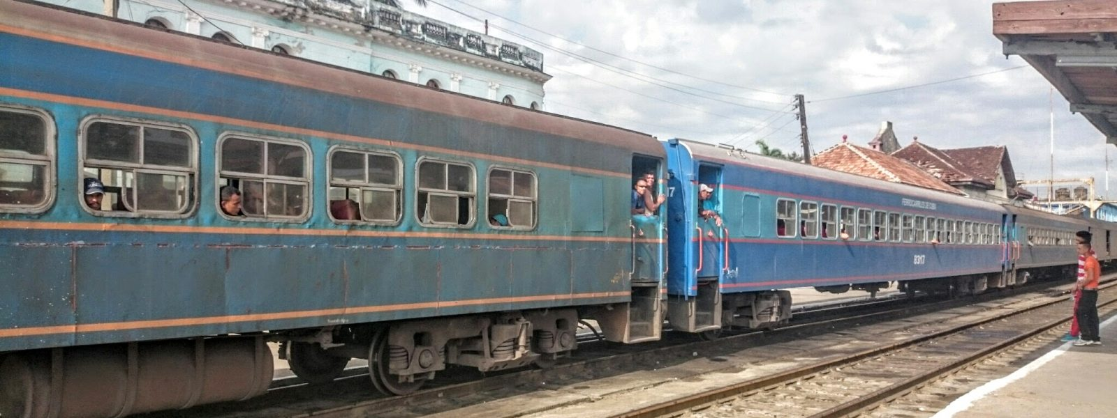 The Cuban Train Experience