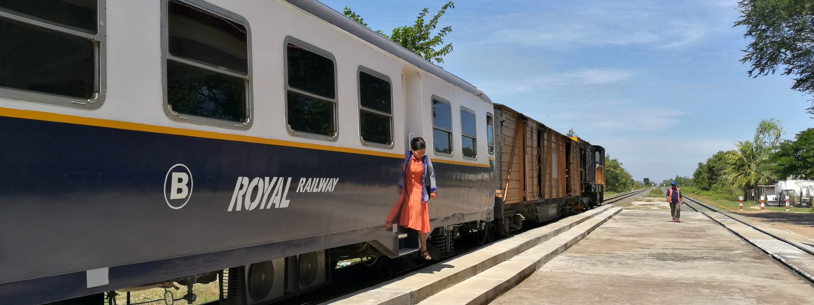 Cambodia's Royal Railway